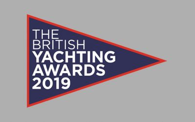 British Yachting Awards 2019 RS Feva World Champs