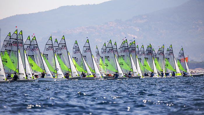 RS Feva World Championships 2019