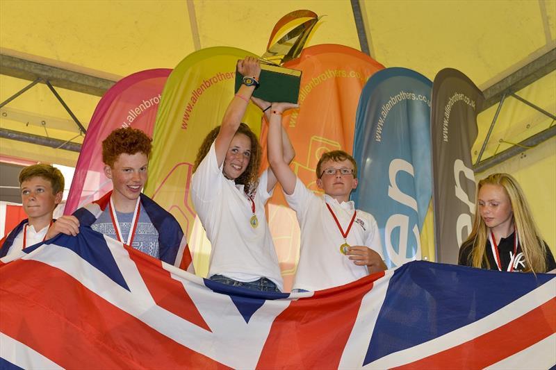 RS Feva World Championships 2013