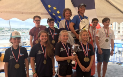 RS Feva European Championships 2019 – France