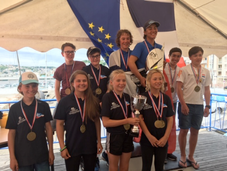 RS Feva European Championships 2019 – France
