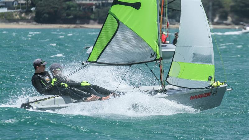 Wakatere Boating Club awarded Platinum Level Clean Regatta status for the running of the RS Feva Nationals in December 2020