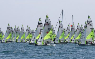 RS Feva World Championships Entry OPEN