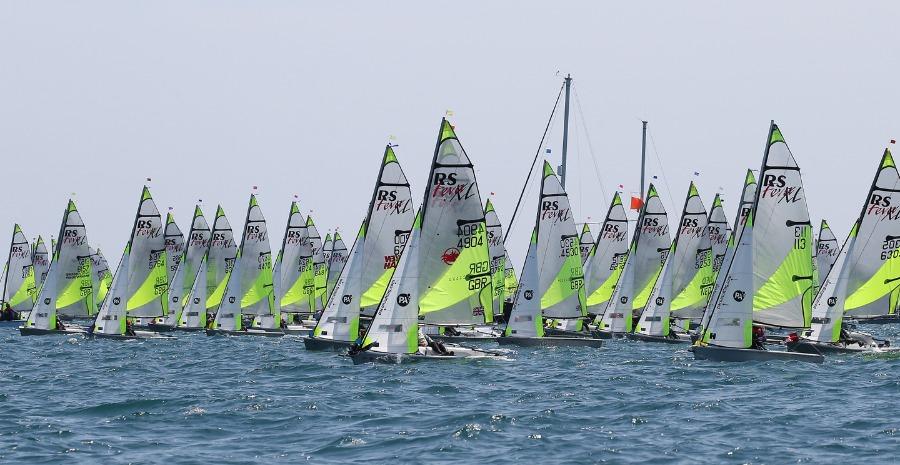 RS Feva World Championships Entry OPEN