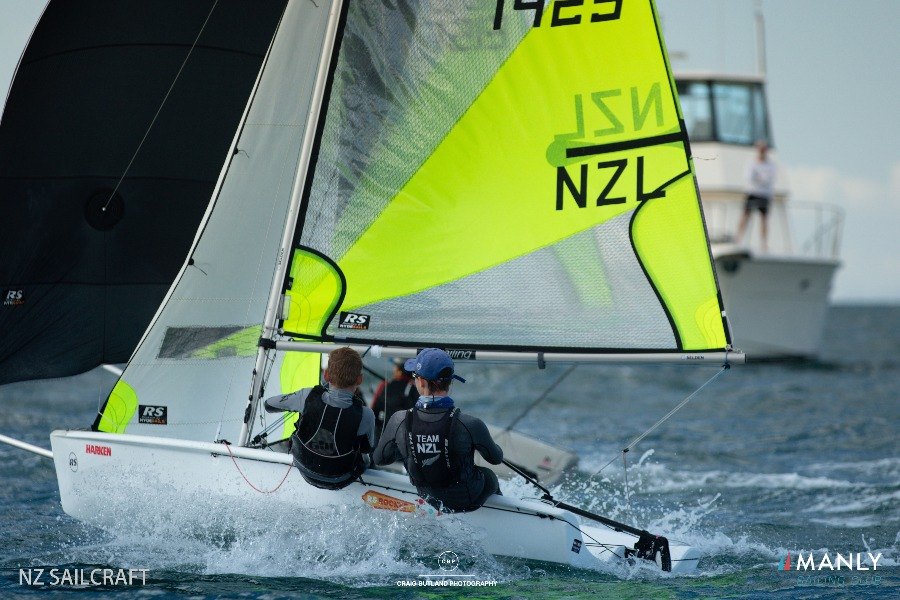New Zealand RS Feva National Champions Crowned